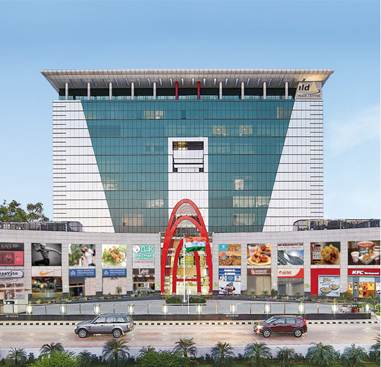 Commercial Office spaces in Gurgaon